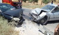 اصابتان بحادث تصادم في معان