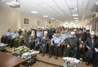 الأمن ينظم ندوة علمية دينية في اكاديمية الشرطة الملكية