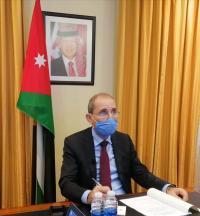 الصفدي يدعو لتوفير المساعدات للسوريين