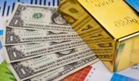 انخفاض الذهب مع ارتفاع الدولار