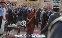 الملقي يرعى افتتاح مهرجان جرش - صور
