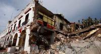 الاحتلال يرسل ٧٠ جنديا الى المكسيك بعد الزلزال