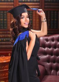 فرح حمّاد مبارك التخرج