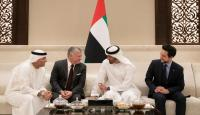 الملك وولي عهد أبوظبي: أمن الأردن والإمارات سيبقى واحدا لا يتجزأ