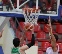 فوز مثير للأرثوذكسي على الوحدات بدوري السلة