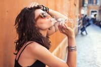 السجائر ..  تؤثر على حدة بصرك!