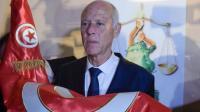 سعيد يؤدي اليمين الدستوري رئيساً لتونس - فيديو