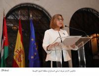 السفيرة الاسبانية: الاردن شريك أساسي لاسبانيا
