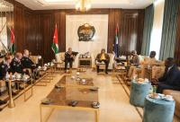 الاردن والسودان يبحثان تبادل الخبرات الشرطية