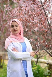 الدكتورة جهاد قطامين ألف مبروك التخرج