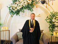 محمد حجات ..  مبارك الزواج