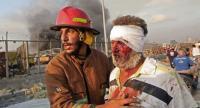 """انفجار بيروت ..  جميع الخيارات مفتوحة و""""إسرائيل"""" غير مستبعدة"""