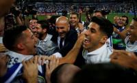 ريال مدريد على بعد 5 نقاط من التتويج بالدوري