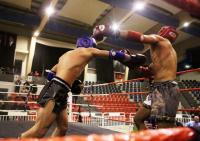 ختام منافسات بطولة المملكة للمواي تاي