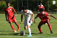 منتخب الشباب يفتتح بطولة غرب آسيا بلقاء فلسطين