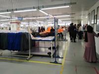 لجنة تحقيق مشتركة للكشف على مصنع ألبسة الزمالية