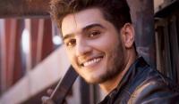محمد عساف يدخل القفص الذهبي -صورة