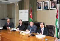 """انطلاق ورشة """"بناء وقياس المؤشرات التعليمية"""" في وزارة التربية"""