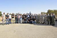 زين تنظم زيارة لـ كلية الملك الحسين الجوية -فيديو