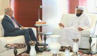 اللوزي يبحث التعاون مع منظمة التعاون الإسلامي