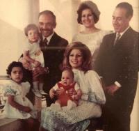 وفاة جدة الأمير علي والأميرة هيا