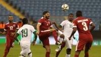 قطر تتمكن من السعودية بهدفين