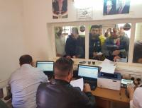 الأمانة تفتتح محطة دفع إلكتروني في مركز ترخيص إربد