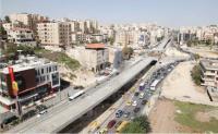 تحويلات على طريق عمان - الزرقاء بسبب الباص السريع