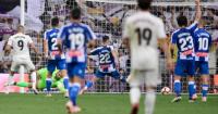 مدريد يحقق فوزاً ثميناً على إسبانيول