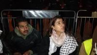 هند الفايز تطالب باعتصام مفتوح امام السفارة الامريكية
