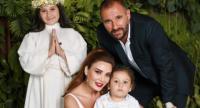 سيرين عبد النور تحتفل بمرور 13 عاماً على زواجها