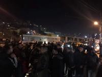 اعتصام في وسط البلد احتجاجاً على توقيف غدير الربيحات