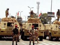 مقتل ضابط و6 مجندين بهجوم ارهابي في مصر