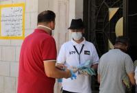 زين تشارك الأردنيين أول صلاة في المساجد