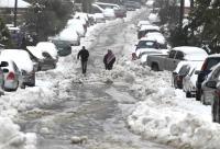 شاهد ماذا غرّد الأردنيون حول الثلج