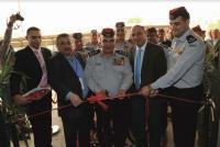 مدير عام الدفاع المدني يزور مدينة عبدالله الثاني الصناعية