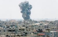 خرق التهدئة في غزة