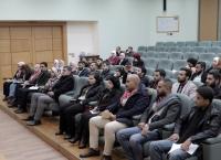 شباب يحاورون رئيس اللجنة الاقتصادية النيابية