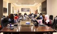 وفد من طلبة الجامعة الأردنية يزور المديرية العامة للدفاع المدني