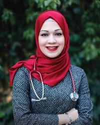 نوبة قلبية مفاجئة تنهي حياة طالبة طب
