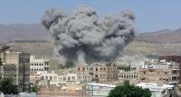 17 غارة للتحالف على اليمن في يومين