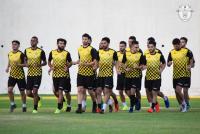 عمر هاني يغادر معسكر النشامى