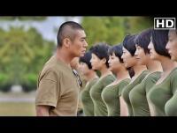عرض عسكري خيالي للجيش الصيني