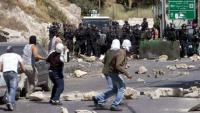 """إصابة فلسطينيين بمواجهات مع الجيش """"الإسرائيلي"""""""