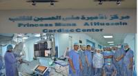 مستشفى الملك المؤسس 8 ملايين إجراء طبي في 2016