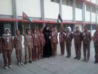 مدرسة اسكان الهاشمية تسعى لتحسين نوعية التعليم