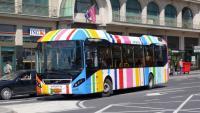 وسائل النقل العام مجانية في لوكسمبورغ