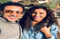 دينا الشربيني وأحمد داوود معاً من جديد