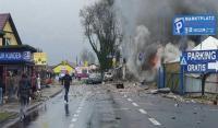 25 إصابة بانفجار شرق ألمانيا