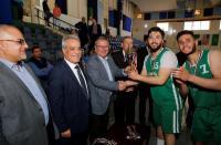 البترا الثاني في بطولة الجامعات لكرة السلة